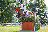 NZL-Tim Rusbridge (ONEFORTHENOTEBOOK) 11TH-OI-L: 2015 GBR-Cholmondeley Castle Horse Trial (Sunday 2 August) CREDIT: Libby Law COPYRIGHT: LIBBY LAW PHOTOGRAPHY