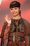 Aoi Miyazaki, October 25, 2017 - The 30th Tokyo International Film Festival, Opening Ceremony at Roppongi Hills in Tokyo, Japan on October 25, 2017. (Photo by 2017 TIFF/AFLO)