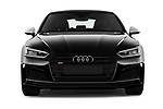 Car photography straight front view of a 2017 Audi S5 Sportback Base 5 Door Hatchback