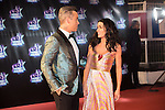 Jenifer et Robbie Williams