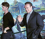"""Arnold Schwarzenegger and son at The World Premiere of Disney's fantastical adventure ?Oz The Great and Powerful"""" held at The El Capitan Theater in Hollywood, California on February 13,2013                                                                   Copyright 2013 Hollywood Press Agency"""