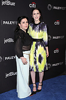 """LOS ANGELES - MAR 15:  Alex Borstein, Rachel Brosnahan at the PaleyFest - """"The Marvelous Mrs. Maisel"""" at the Dolby Theater on March 15, 2019 in Los Angeles, CA"""