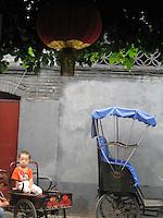 The Rickshaw & the Toddler