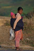 Bungamati Village Kathmandu Valley, Nepal