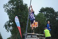 FIERLJEPPEN: IJLST: 23-07-2016, Wietse Nauta, ©foto Martin de Jong