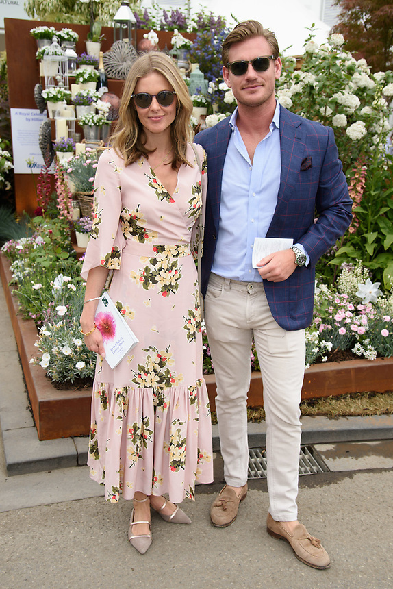 Donna Air<br /> at the Chelsea Flower Show 2018, London<br /> <br /> ©Ash Knotek  D3402  21/05/2018