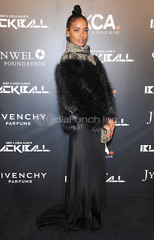 New York, NY- October 30: Selita Ebanks attends Keep a Child Alive's 11Annual Black Ball at Hammerstein Ballroom on October 30, 2014 in New York City. Credit: John Palmer/MediaPunch