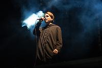 CIUDAD DE MEXICO, D.F. 22 Noviembre.- Mew durante el festival Corona Capital 2015 en el Autodromo Hermanos Rodríguez de la Ciudad de México, el 22 de noviembre de 2015.  FOTO: ALEJANDRO MELENDEZ