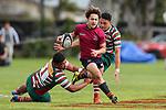 Kings College 1st XV v Westlake, Blues Final, Kings College, Auckland, Saturday 31 August 2019. Photo: Simon Watts/www.bwmedia.co.nz
