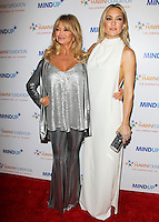 BEVERLY HILLS, CA, USA - NOVEMBER 21: Goldie Hawn, Kate Hudson arrive at Goldie Hawn's Inaugural 'Love In For Kids' Benefiting The Hawn Foundation's MindUp Program held at Ron Burkle's Green Acres Estate on November 21, 2014 in Beverly Hills, California, United States. (Photo by Celebrity Monitor)
