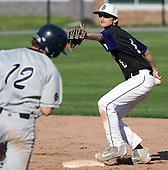 Cranbrook at Bloomfield Hills, Baseball, 5/3/16