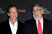 LOS ANGELES - OCT 24: John Branca, John Landis at The Estate of Michael Jackson and Sony Music present Michael Jackson Scream Halloween Takeover at TCL Chinese Theatre IMAX on October 24, 2017 in Los Angeles, California