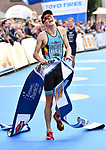 2018-06-23 / Triatlon / Seizoen 2018 / ETU Sprint Triatlon Wuustwezel / Marten Van Riel won bij de mannen<br /> <br /> ,Foto: Mpics