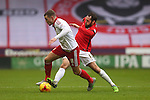 Sheffield United's Paul Coutts and Coventry's Jim O'Brien - Sheffield United vs Coventry City - SkyBet League One - Bramall Lane - Sheffield - 13/12/2015 Pic Philip Oldham/SportImage
