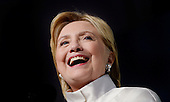 Former United States Secretary of State Hillary Clinton, the 2016 Democratic Party nominee for President of the United States, speaks to the Congressional Black Caucus Foundation's 46th Annual Legislative Conference Phoenix Awards Dinner, at the Washington Convention Center, September 17 2016, in Washington, DC. <br /> Credit: Olivier Douliery / Pool via CNP