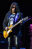 STUART, FL - OCTOBER 26: Ace Frehley performs at The Lyric Theatre on October 26, 2019 in Stuart, Florida. Photo By Larry Marano © 2019