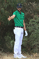 Adam Hadwin (International) in the rough on the 10th during the Second Round - Foursomes of the Presidents Cup 2019, Royal Melbourne Golf Club, Melbourne, Victoria, Australia. 13/12/2019.<br /> Picture Thos Caffrey / Golffile.ie<br /> <br /> All photo usage must carry mandatory copyright credit (© Golffile | Thos Caffrey)