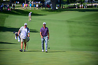 Billy Horschel (USA) approaches the 18th green during round 2 of the Dean &amp; Deluca Invitational, at The Colonial, Ft. Worth, Texas, USA. 5/26/2017.<br /> Picture: Golffile | Ken Murray<br /> <br /> <br /> All photo usage must carry mandatory copyright credit (&copy; Golffile | Ken Murray)