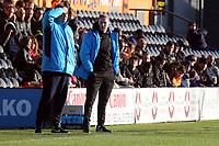 Maidstone United manager Harry Wheeler during Barnet vs Maidstone United , Vanarama National League Football at the Hive Stadium on 3rd November 2018
