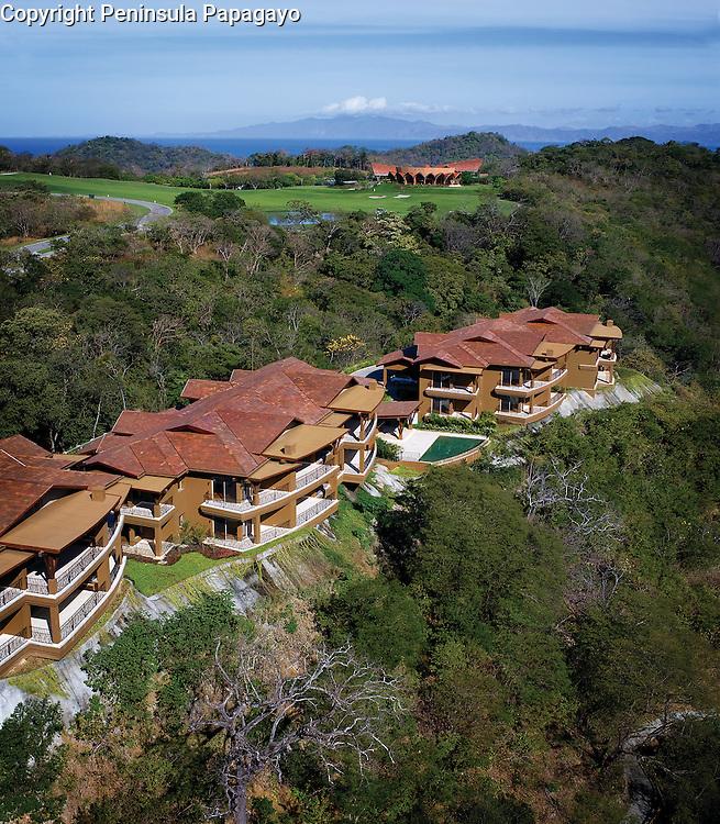 Las Terrazas Aerial Peninsula Papagayo