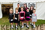 Taking part in the Kilgarvan Feis at Kilgarvan Show on Sunday were:  Isabelle Hindle,Saoirse Hussey Amy O Sullivan,Olivia Angland BLR Liqin Houlihan, Grace, & Colleen England