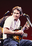 "Levon Helm 1989 of The Band hosting ""Midnight Soecial"""