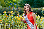 Sinéad Flanagan, Limerick, the 2019 Rose of Tralee at Tralee Town park on Wednesday morning.