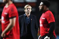 1st August 2020, Hamilton, New Zealand;  Scott Robertson.<br /> Chiefs versus Crusaders, Super Rugby Aotearoa, FMG Waikato Stadium, Hamilton, New Zealand.