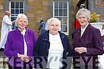 Sr Mary Leen, Sr Genevieve Lyne and Sr Joan Curneen at the opening of the new Rathmore social action offices in Rathmore Presentation on Sunday
