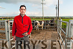 Kevin Galvin, Crotta, Kilflynn, Chairperson Kerry ICMSA pictured on his farm.