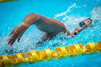 Simona Quadarella of Italy at women's 1500m freestyle final during 18th Fina World Championships Gwangju 2019 at Nambu University Municipal Aquatics Centre, Gwangju, on 23  July 2019, Korea.  Photo by : Ike Li / Prezz Images