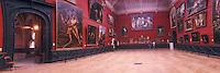 Europe/France/Midi-Pyrénées/31/Haute-Garonne/Toulouse: Musée des Augustins - Salle consacrée à la peinture
