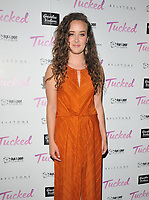 April Pearson at the &quot;Tucked&quot; London film premiere, Cineworld Leicester Square, Leicester Square, London, England, UK, on Tuesday 14th May 2019.<br /> CAP/CAN<br /> &copy;CAN/Capital Pictures