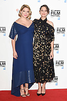"Lea Seydoux and Marion Cotillard<br /> at the London Film Festival 2016 premiere of ""It's Only the End of the World"" at the Odeon Leicester Square, London.<br /> <br /> <br /> ©Ash Knotek  D3180  14/10/2016"