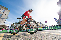 Picture by Allan McKenzie/SWpix.com - 17/05/2018 - Cycling - OVO Energy Tour Series Womens Race - Round 2:Aberdeen - Jenny Holl.