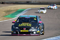 #26 Daniel Lloyd BTC Norlin Racing Honda Civic Type R (FK2) during BTCC Practice  as part of the Dunlop MSA British Touring Car Championship - Rockingham 2018 at Rockingham, Corby, Northamptonshire, United Kingdom. August 11 2018. World Copyright Peter Taylor/PSP. Copy of publication required for printed pictures.