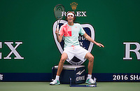 ALEXANDER ZVEREV (GER)<br /> <br /> TENNIS - ROLEX SHANGHAI MASTERS - QI ZHONG TENNIS CENTER - MINHANG DISTRICT - SHANGHAI - CHINA - ATP 1000 - 2016  <br /> <br /> <br /> <br /> &copy; TENNIS PHOTO NETWORK
