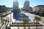 20080110 - France - Aquitaine - Pau<br /> LE CENTRE PIETONNIER DE PAU : LA PLACE CLEMENCEAU.<br /> Ref : PAU_033.jpg - © Philippe Noisette.