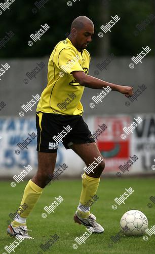 2007-08-18 / Voetbal / KFC Lille / Jimmy Sissokho