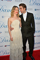 """Mia Wasikowska & Robert Pattinson at the premiere for """"Damsel"""" at the Arclight Hollywood, Los Angeles, USA 13 June 2018<br /> Picture: Paul Smith/Featureflash/SilverHub 0208 004 5359 sales@silverhubmedia.com"""