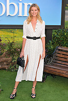 Hannah Cooper at the &quot;Christopher Robin&quot; European film premiere, BFI Southbank, Belvedere Road, London, England, UK, on Sunday 05 August 2018.<br /> CAP/CAN<br /> &copy;CAN/Capital Pictures