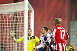 BILBAO. ESPA&Ntilde;A. FUTBOL.<br /> Partido de la Liga BBVA entre Athletic Club y Espanyol; a 16-02-14. <br /> En la imagen :<br /> 17Mikel Riko (Athletic Bilbao)<br /> PPHOTOCALL3000 / RME