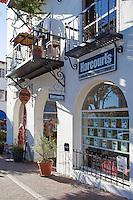 Shops Along Del Mar Street San Clemente