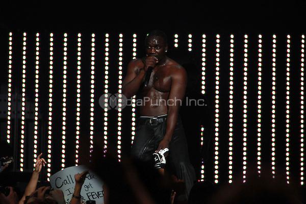 Akon at KIIS FM's Wango Tango 2010 at Staples Center  in Los Angeles, California. May 15, 2010  Credit: Dennis Van Tine/MediaPunch