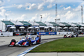 Verizon IndyCar Series<br /> Chevrolet Detroit Grand Prix Race 2<br /> Raceway at Belle Isle Park, Detroit, MI USA<br /> Sunday 4 June 2017<br /> Takuma Sato, Andretti Autosport Honda<br /> World Copyright: Scott R LePage<br /> LAT Images<br /> ref: Digital Image lepage-170604-DGP-11390