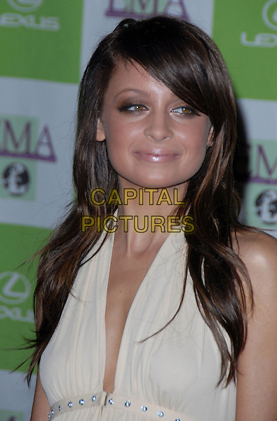 NICOLE RICHIE.16th Annual Environmental Media Association Awards Gala held at the Wilshire Ebell Theatre,Los Angeles, California, USA..November 8th, 2006.Ref: ADM/CH.headshot portrait.www.capitalpictures.com.sales@capitalpictures.com.©AdMedia/Capital Pictures. *** Local Caption *** ..