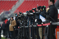 Toronto, Ontario - Friday December 08, 2017: Seattle Sounders FC held a training session and media mixed zone at BMO Field the day before playing in MLS Cup 2017.