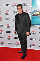 LOS ANGELES, CA. November 09, 2018: Frank Vallelonga at the AFI Fest 2018 world premiere of &quot;Green Book&quot; at the TCL Chinese Theatre.<br /> Picture: Paul Smith/Featureflash