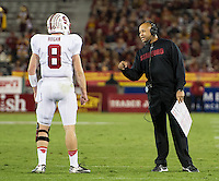 Stanford Football vs. USC, November 16, 2013