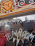 ENGLAND, Brighton, Tea room
